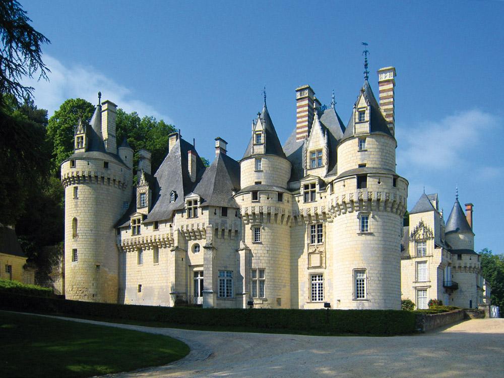 glendyne-ardoise-toiture-château-d'Ussé-France